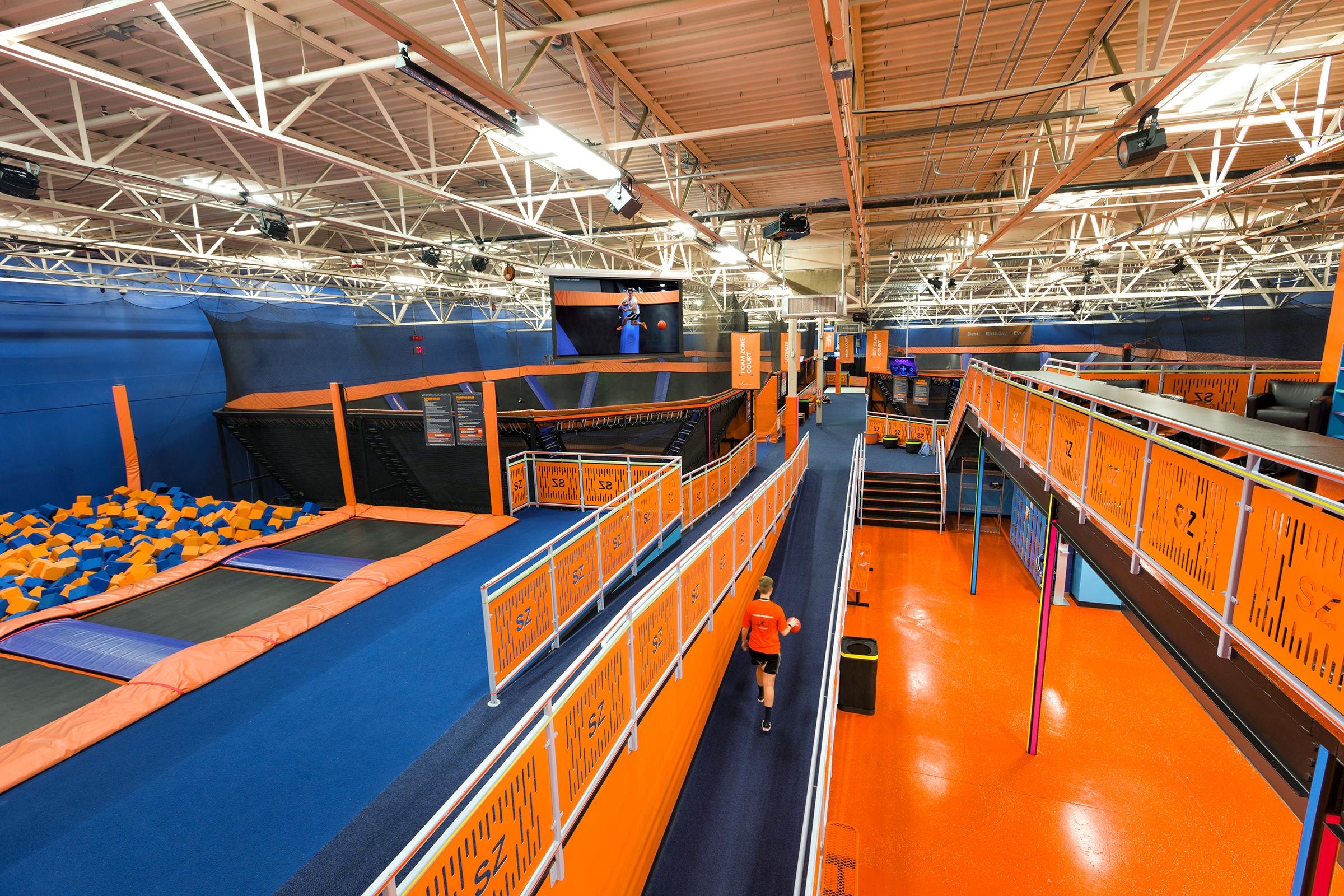 Sky Zone Va Beach5098