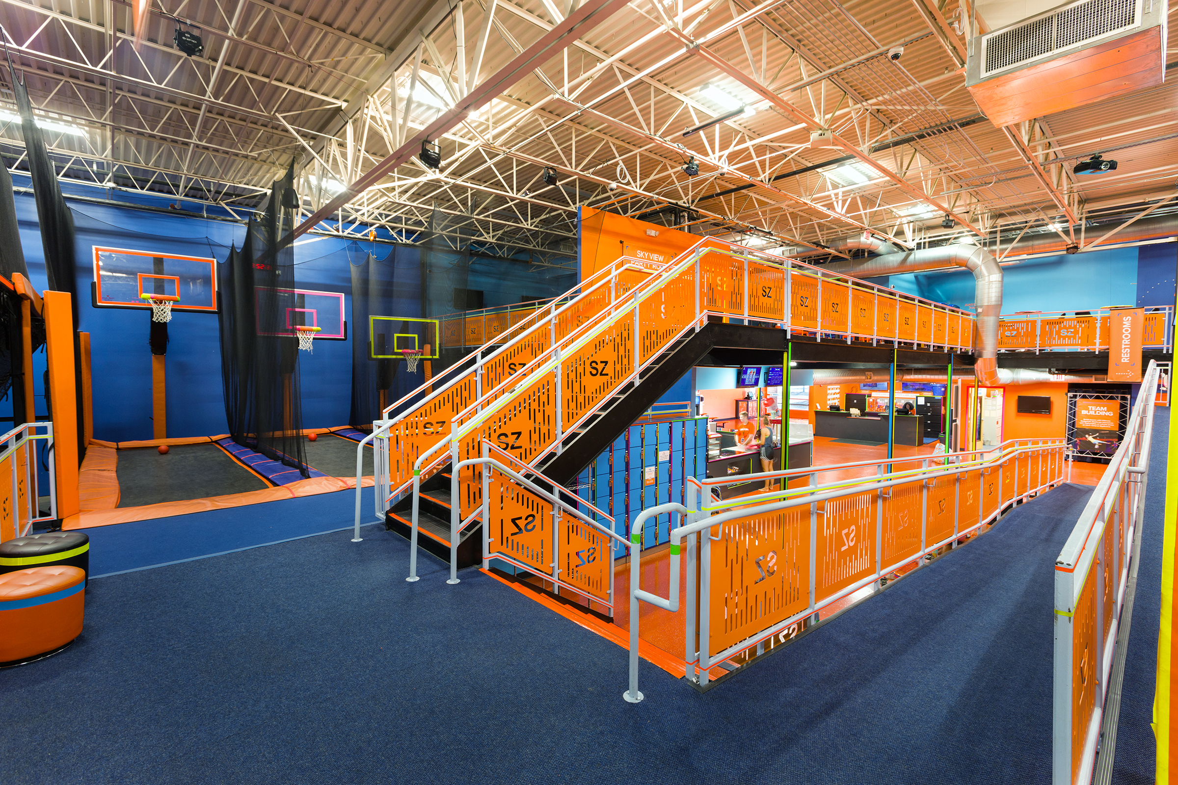 Sky Zone Va Beach5150