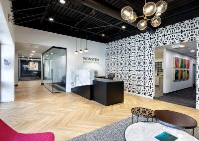 Weinstein Corporate Offices